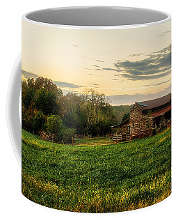 Sunset Over Dogwood Ridge Coffee Mug