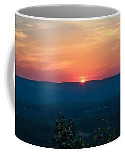 Sunset Over Easthampton Coffee Mug