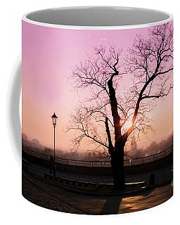 Sunset Over Krakow Coffee Mug by Juli Scalzi
