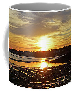 Sunset Over Lynch Park Beverly Ma Coffee Mug