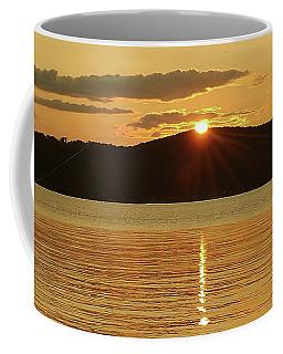 Sunset Over Piermont Coffee Mug
