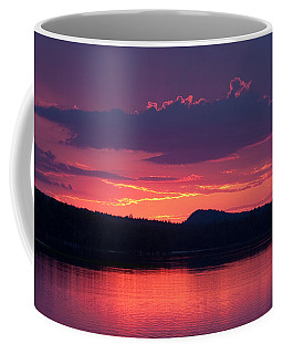 Sunset Over Sabao Coffee Mug