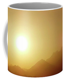 Sunset Over Sahara 2 Coffee Mug