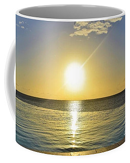 Sunset Paradise Coffee Mug