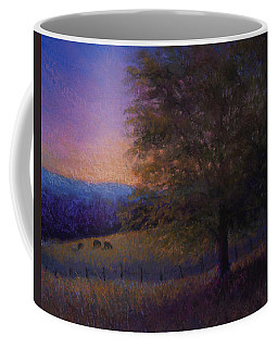 Sunset Pasture Coffee Mug