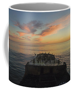 Sunset Perch Coffee Mug