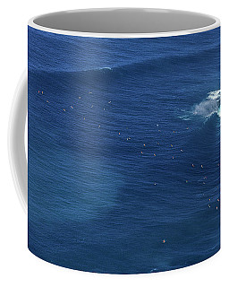 Sunset Point Line-up Coffee Mug