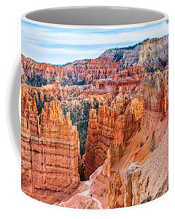 Sunset Point Tableau Coffee Mug by John M Bailey