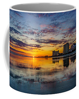 Sunset Reflection Coffee Mug