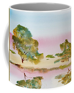 Reflections At Sunrise Coffee Mug