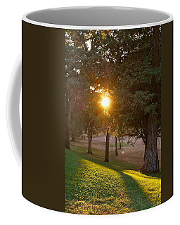 Sunset Retreat Coffee Mug