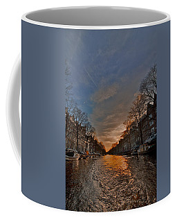 Sunset Ripples Coffee Mug