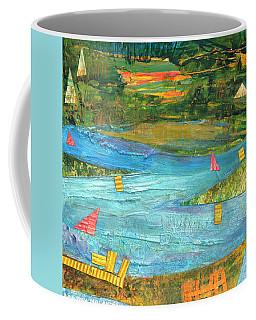 Sunset Sails 2 Coffee Mug