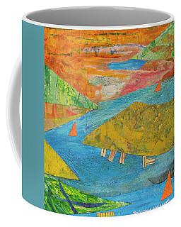Sunset Sails 1 Coffee Mug