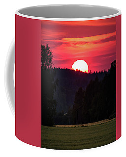 Sunset Scenery Coffee Mug