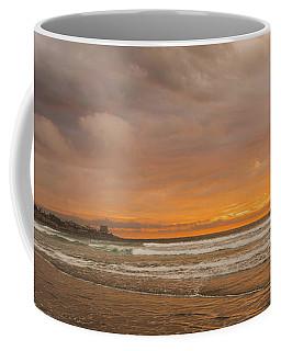 Sunset Scripps Beach La Jolla Ca Coffee Mug