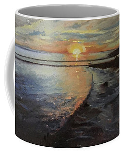 Sunset Sea Coffee Mug