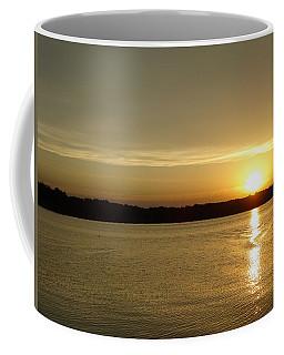 Sunset Shelbyville Il Coffee Mug