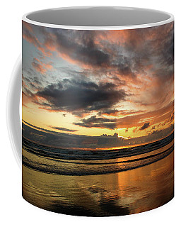Sunset Split Coffee Mug