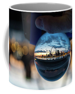 Sunset St. Louis II Coffee Mug