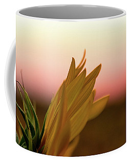 Sunset Sunflower Coffee Mug