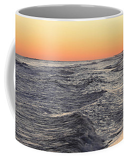 Sunset Surf Fishing Coffee Mug