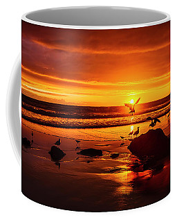 Sunset Surprise Coffee Mug