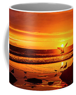 Sunset Surprise Pano Coffee Mug