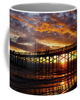 Sunset  Coffee Mug by Thanh Thuy Nguyen