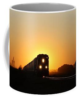 Sunset Express Coffee Mug