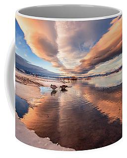 Sunset Treats At Lake Tahoe Coffee Mug