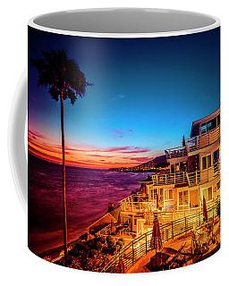 Sunset Twilight At The Laguna Riviera Coffee Mug