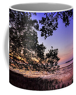Sunset Under The Mangroves Coffee Mug