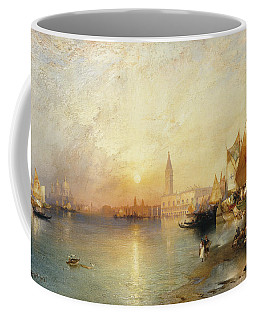 Sunset Venice Coffee Mug