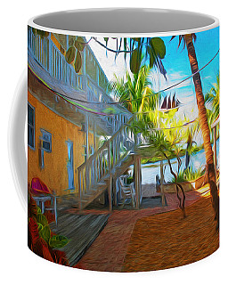 Sunset Villas Patio Coffee Mug