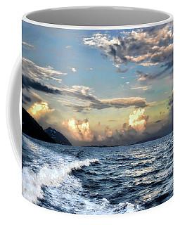 Sunset Wake Coffee Mug