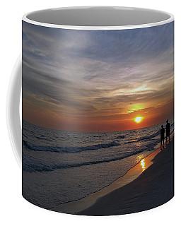 Tranquility Coffee Mug by Terri Mills