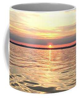 Sunset Water Coffee Mug