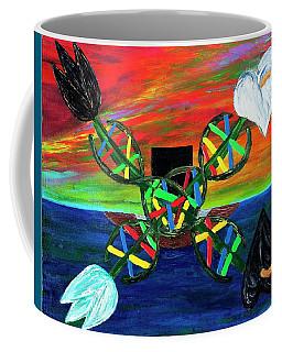 Sunseth In Atlantis Coffee Mug