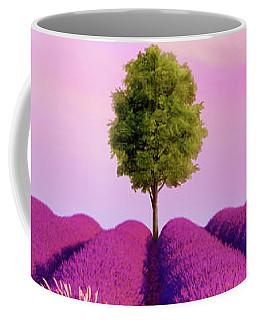 Sunsets Are Purple Coffee Mug