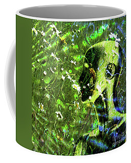 Coffee Mug featuring the photograph Sunshine And Daisies by LemonArt Photography