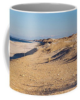 Sunshine And Sand Dunes Coffee Mug
