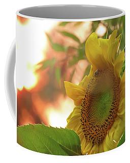 Sunshine In The Garden 3 Coffee Mug