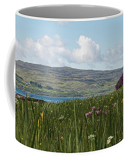 Sunshine On Loch Scridain Coffee Mug