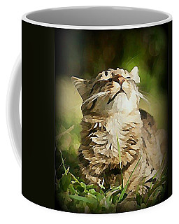 Sunshine Purrfection Coffee Mug