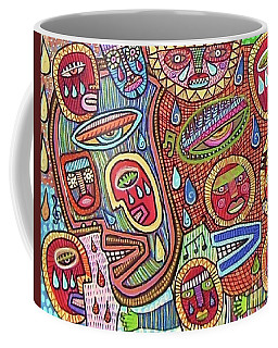 Sunshine Rain Shamans Coffee Mug