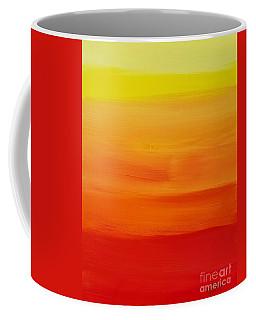 Sunshine Coffee Mug by Sean Brushingham