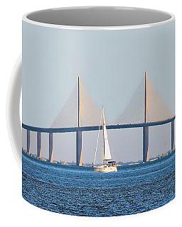 Sunshine Skyway Bridge #2 Coffee Mug