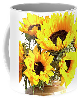 Sunshine Sunflowers Coffee Mug