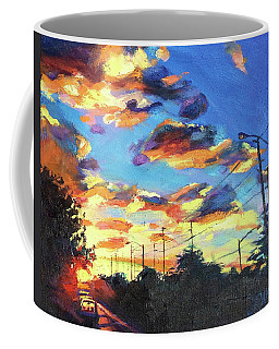 Sunward Coffee Mug